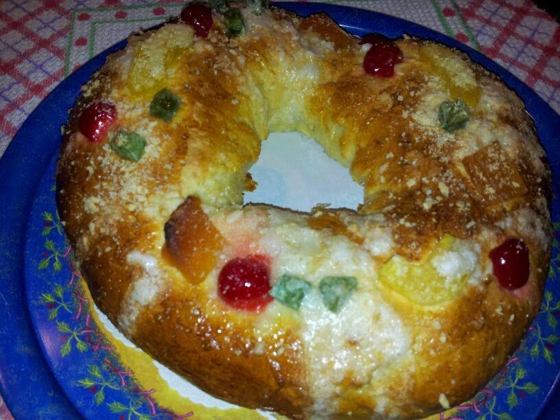 ¿Cómo hacer un Roscón de Reyes casero con Aceite de Oliva Virgen Extra?