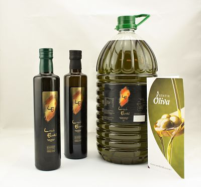 Descubre el Aceite de Oliva Legado Español Premium, ahora en Sentir Oliva