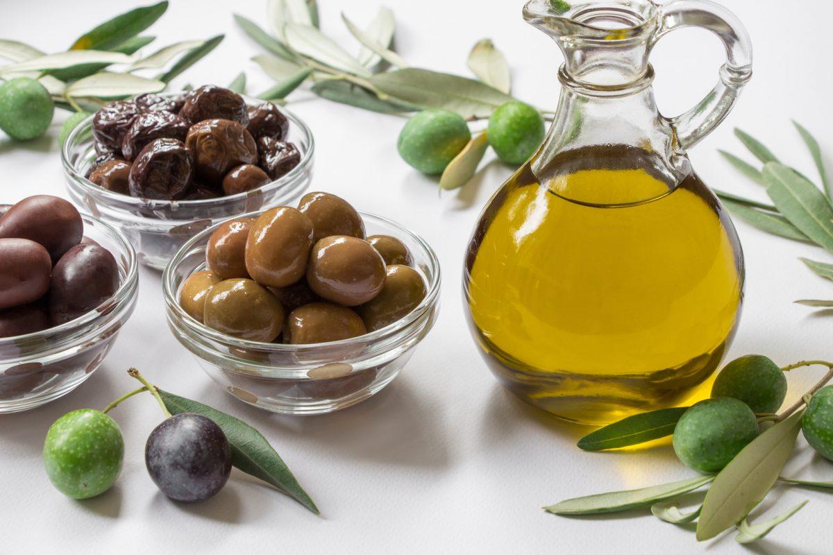 ¿Cuáles son los nutrientes del aceite de oliva?