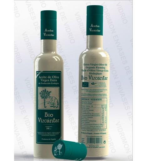 Aceite de Oliva BIO Vizcántar 500ml