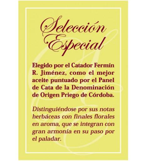 Aceite de Oliva Señorío de Vizcántar Selección Especial 500ml
