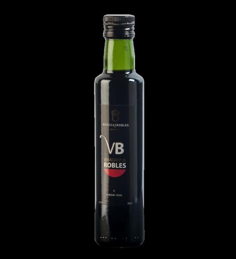 Vinagre Ecológico de Pedro Ximénez VB Bodegas Robles 250ML