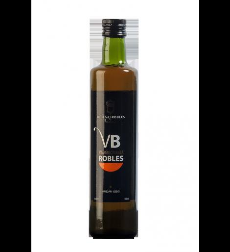 Vinagre Ecológico de Vino Crianza VB Bodegas Robles 500ML