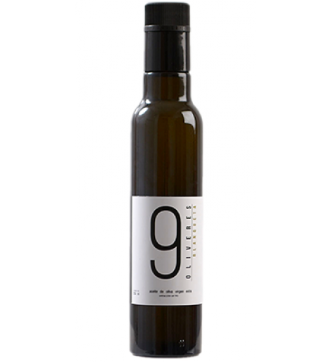 Aceite de Oliva 9 Oliveres Blanqueta Caja 6 botellas 250ml
