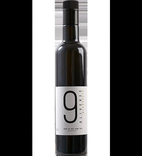 Aceite de Oliva 9 Oliveres Blanqueta caja 6 Botellas 500ml