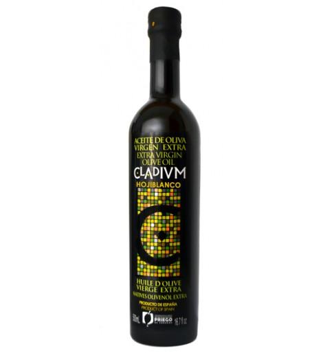 Aceite de Oliva CLADIVM Hojiblanco Caja de 6 botellas 500ml
