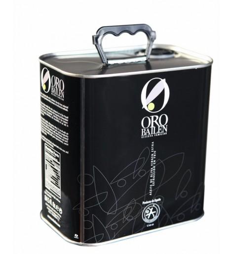 Aceite de Oliva Oro Bailén Reserva Familiar Picual Lata 2,5 L