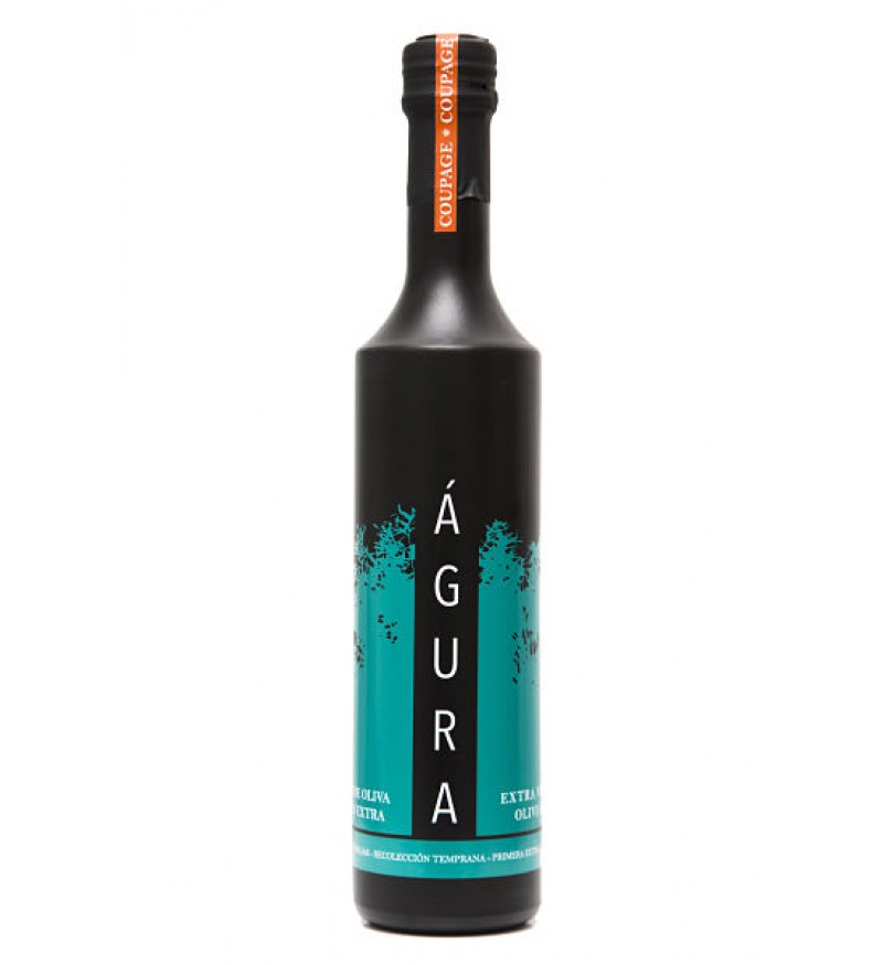 Aceite de Oliva ÁGURA Coupage  Caja 6 botellas 500ml