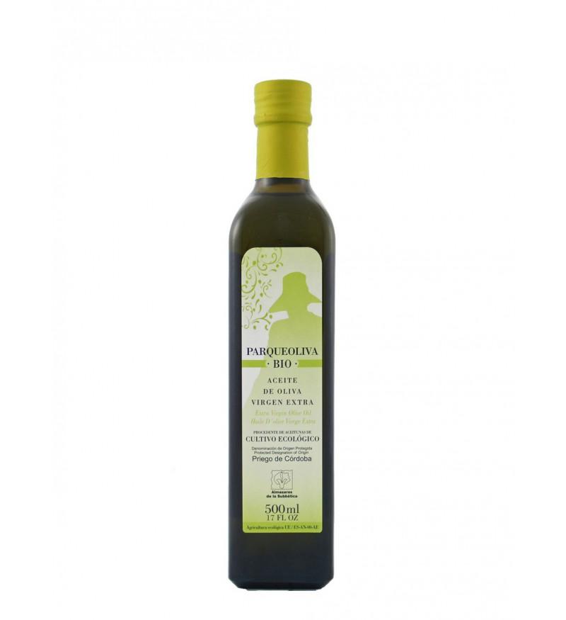 Aceite de Oliva Parqueoliva BIO con DOP 500ml