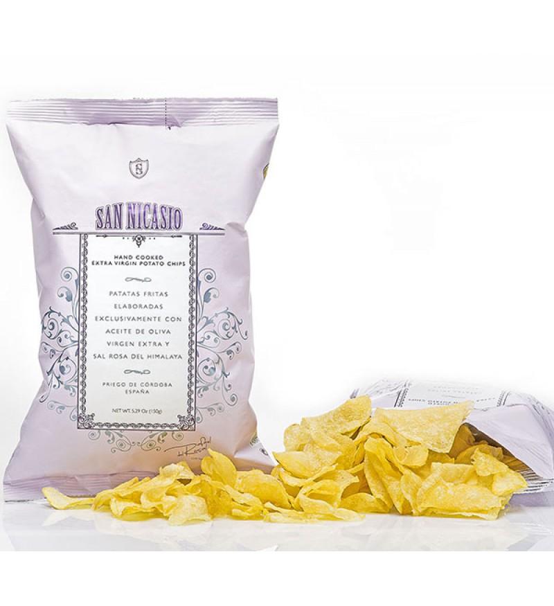 Patatas Fritas San Nicasio 3 bolsas 150 gr