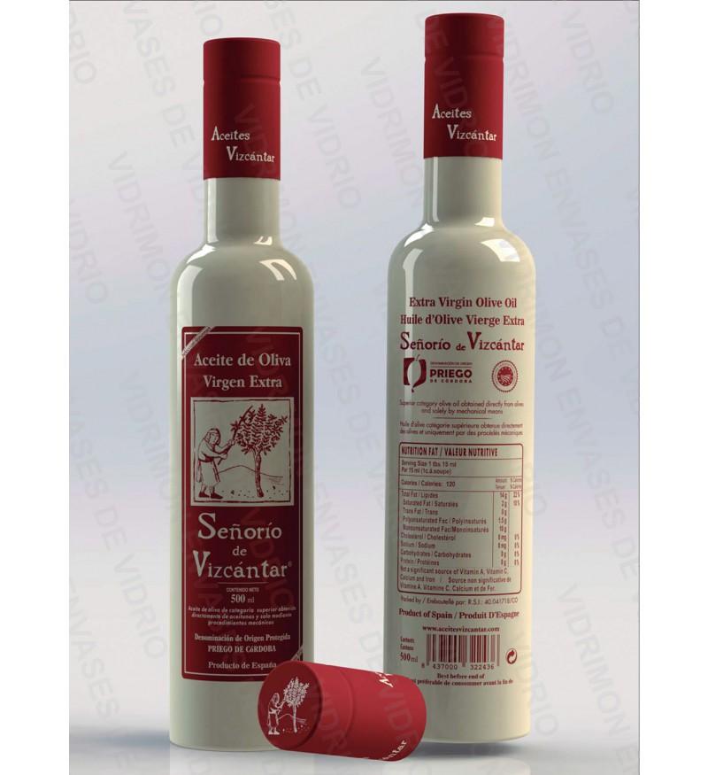 Aceite de Oliva Señorío de Vizcántar 500ml