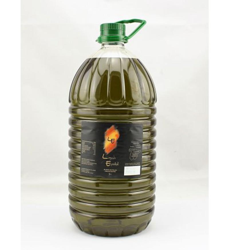 Aceite de Oliva Virgen Extra VERDE Legado Español 3X5L