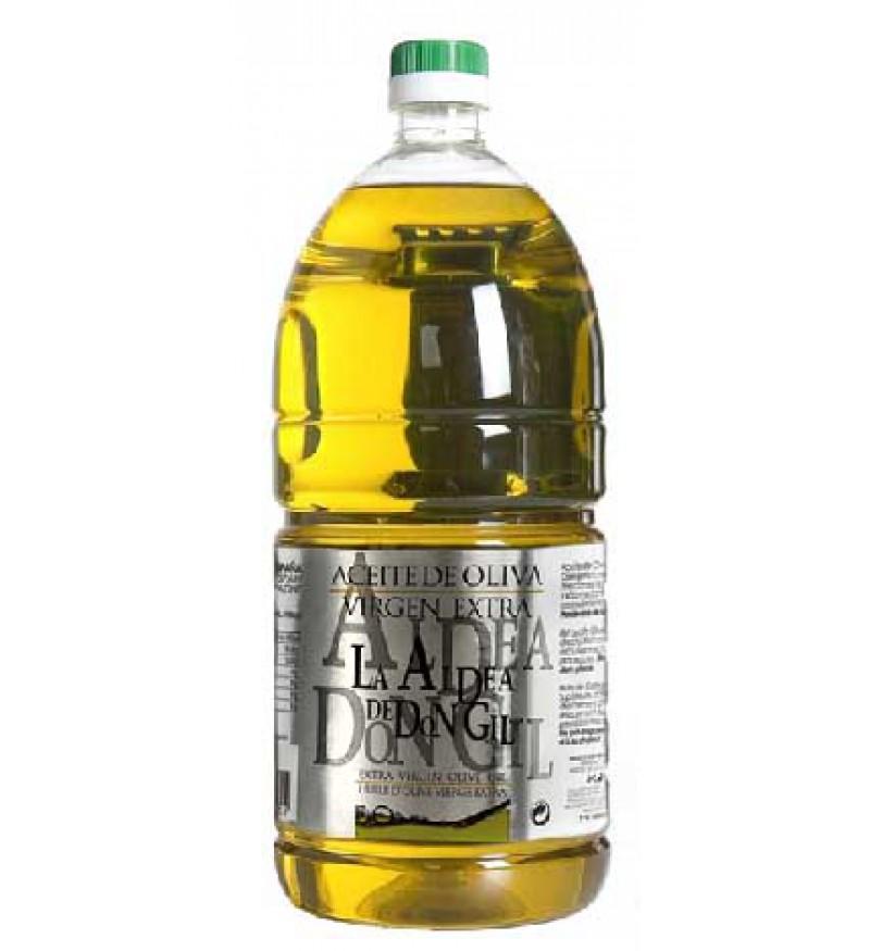 Aceite de Oliva La Aldea de Don Gil Coupage Caja con 6 garrafas de 2L