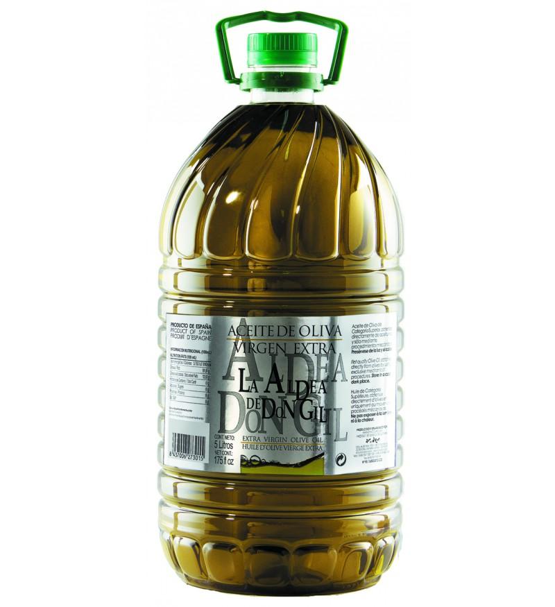 Aceite de Oliva Virgen Extra La Aldea de Don Gil Caja 3X5L