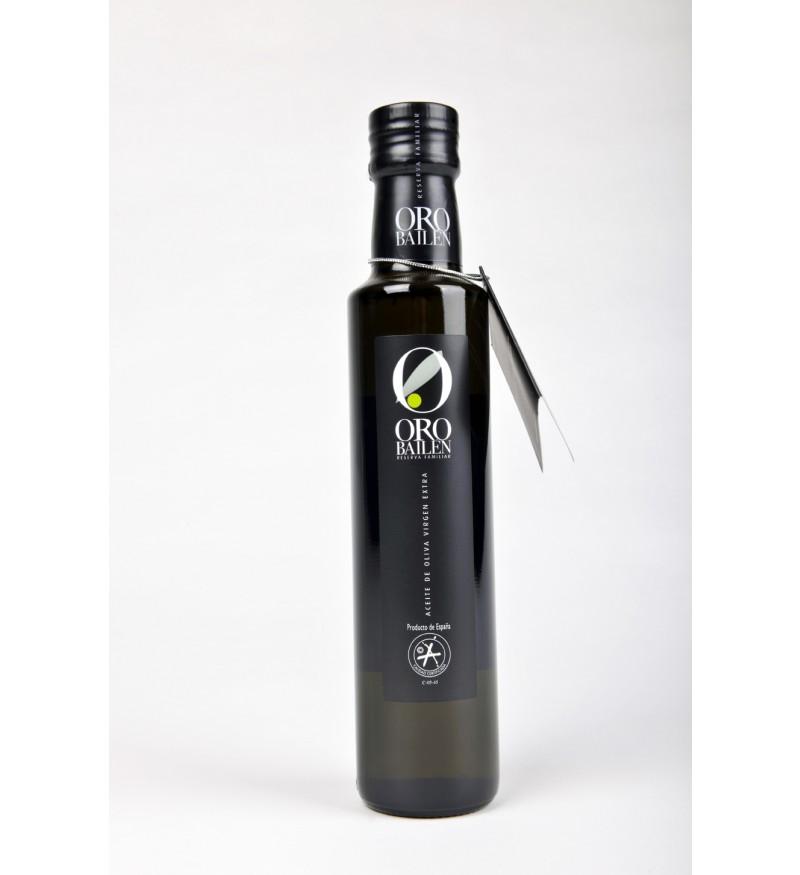 Aceite de Oliva Oro Bailén Reserva Familiar Picual 250ml