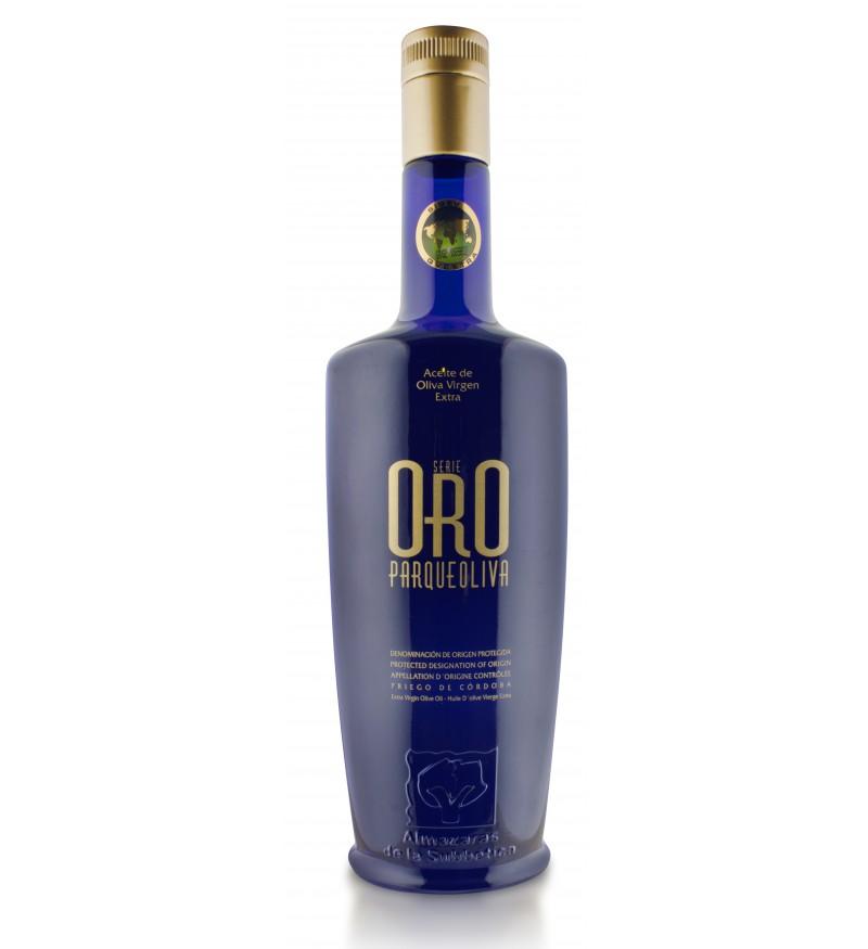 Aceite de Oliva Parqueoliva Serie Oro 500ml
