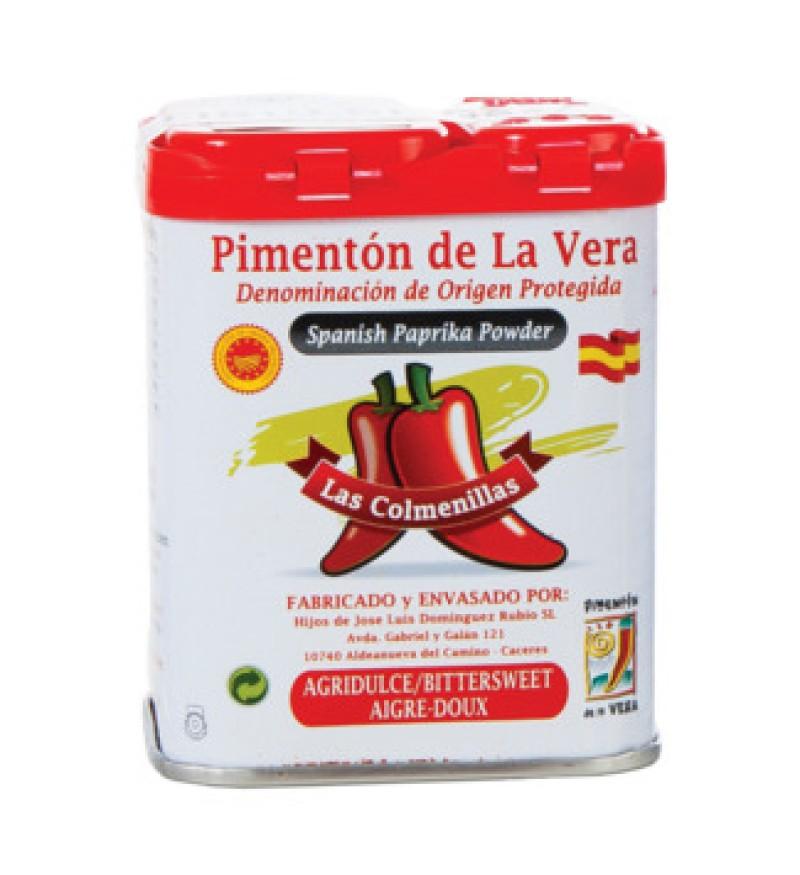 Pimentón Agridulce Las Colmenillas DOP de La Vera 75 gr