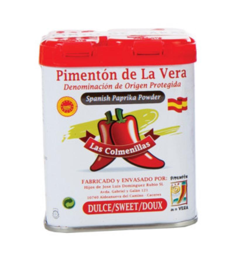 Pimentón Dulce Las Colmenillas DOP de La Vera 75 gr