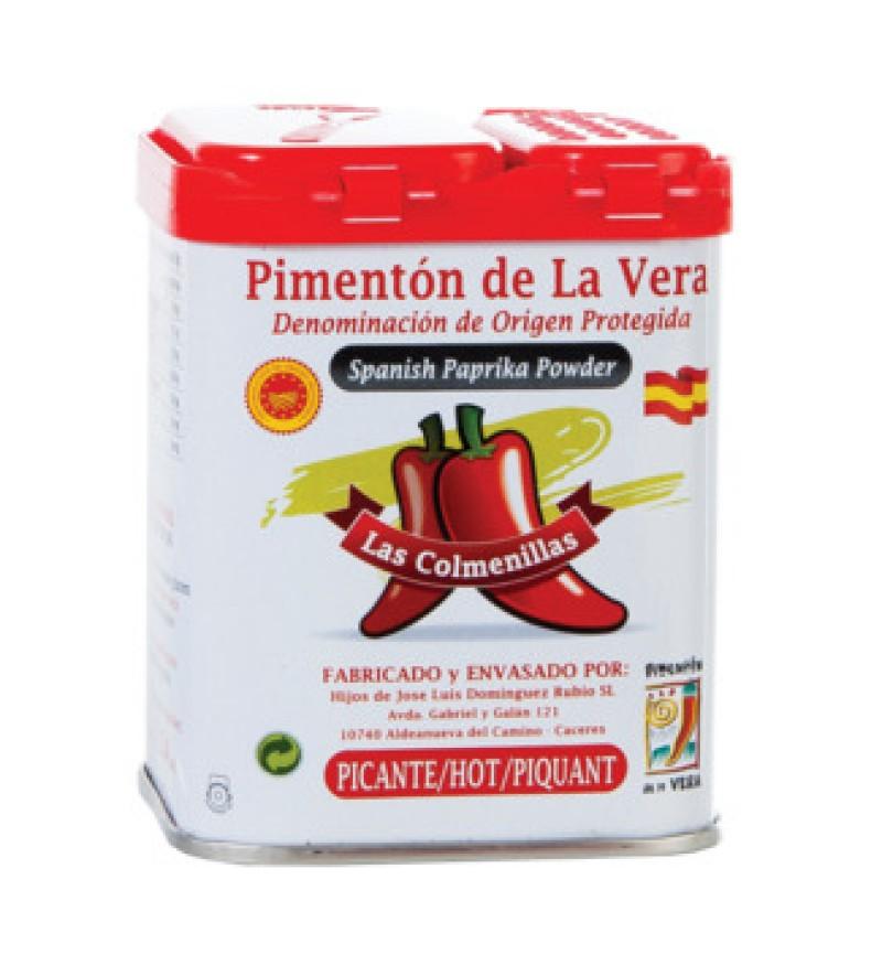 Pimentón Picante Las Colmenillas DOP de La Vera 75 gr