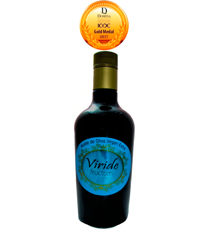 Aceite de Oliva Viride Fructum Cornicabra Temprana 500ML
